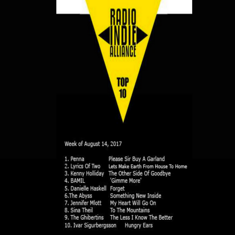 """Let's Make This Earth From House To Home"" by Lyrics Of Two on the Radio Charts!"